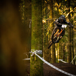 Photo of Luke BENGER-PEARSON at Forest of Dean