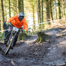 Photo of Tom HUNT at Forest of Dean
