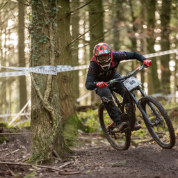 Photo of Finlay GRAY at Forest of Dean
