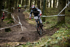 Photo of Kieran BEAN at Forest of Dean