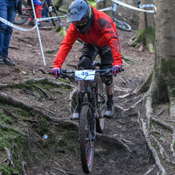 Photo of Benjamin DRANSFIELD at Forest of Dean