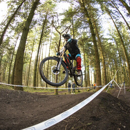 Photo of Gareth HAYWOOD at Forest of Dean