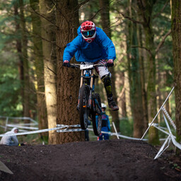 Photo of Steve LEWIS at Forest of Dean