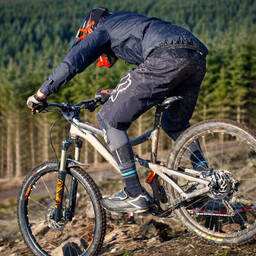 Photo of Jamie SCOTT (exp) at Ae Forest