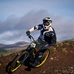 Photo of Paul THOMPSON at Ae Forest