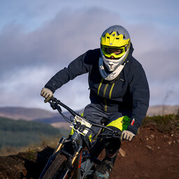 Photo of Lee WARREN at Ae Forest