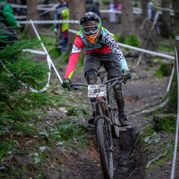 Photo of Efan OXLEY at Forest of Dean