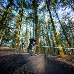 Photo of Kieran BALDWIN at Forest of Dean