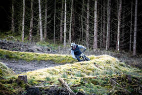Photo of Andy HALL at Ae Forest