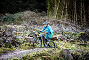 Photo of Mark BROWN (gvet) at Ae Forest