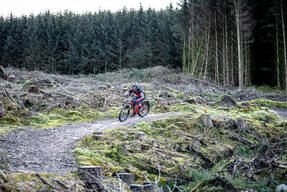 Photo of Ben WORRALL (sen) at Ae Forest