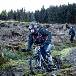 Photo of Stephen MCNEILL (sen) at Ae Forest