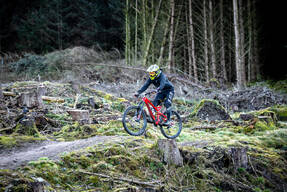 Photo of Ricky MOORE at Ae Forest