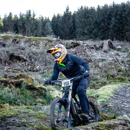 Photo of Scott GILLESPIE at Ae Forest