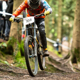 Photo of Lucas CRAIK at Forest of Dean