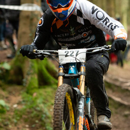 Photo of Mick WHYTE at Forest of Dean