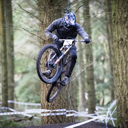 Photo of Jake CARTLIDGE at Forest of Dean