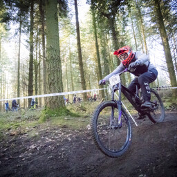 Photo of Murray RAWSON at Forest of Dean