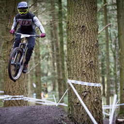 Photo of Jamie GARVIE at Forest of Dean