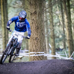 Photo of Sam BRADY at Forest of Dean