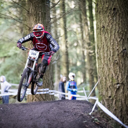 Photo of Ross HOOD (vet) at Forest of Dean