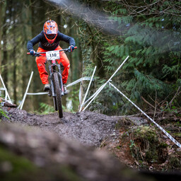 Photo of Myles JOHNSTON at Forest of Dean