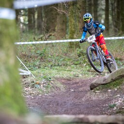 Photo of Nathan DEVAUX at Forest of Dean