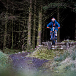 Photo of Gareth GEAR at Ae Forest