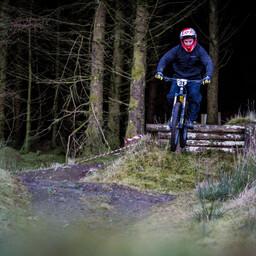 Photo of John BENNETT (gvet) at Ae Forest