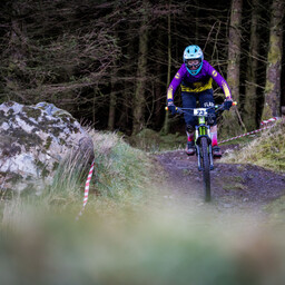Photo of Emilia WOOD at Ae Forest