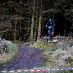 Photo of Brett JACKSON at Ae Forest