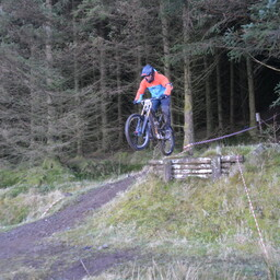 Photo of Steven THOMPSON (exp) at Ae Forest