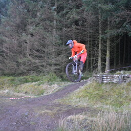 Photo of Michael RAMSEY at Ae Forest