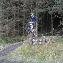 Photo of Ben CHIPCHASE at Ae Forest