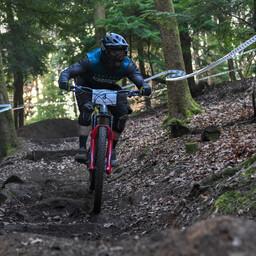 Photo of Chris HUTCHENS at Forest of Dean