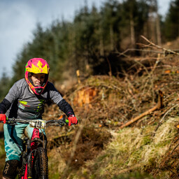 Photo of Phillipa FARRAR at Ae Forest