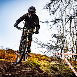 Photo of Richard FORBES (mas) at Ae Forest