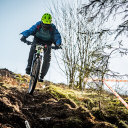 Photo of Josh HUNTER at Ae Forest