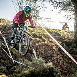 Photo of Rebecca SIMMONDS at Ae Forest