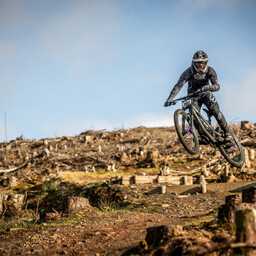 Photo of Matthew BRAVINGTON at Ae Forest
