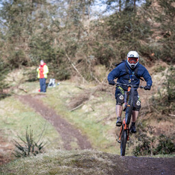 Photo of Alun MORLEY at Ae Forest