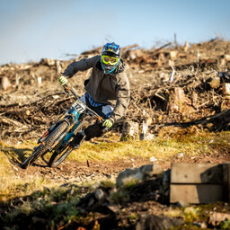 Photo of Blake WHITE at Ae Forest