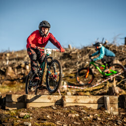 Photo of Gregg HAMILTON at Ae Forest
