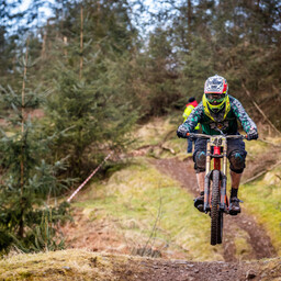 Photo of Craig BARGERY at Ae Forest