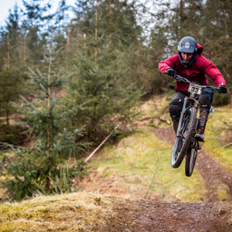 Photo of Steven HILL (gvet) at Ae Forest