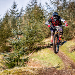 Photo of Ben WORRALL (exp) at Ae Forest