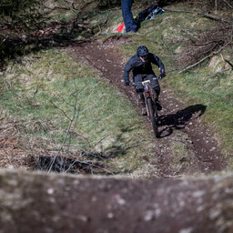 Photo of Lewis SEYMOUR at Ae Forest