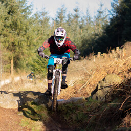 Photo of Thomas FISHER at Ae Forest