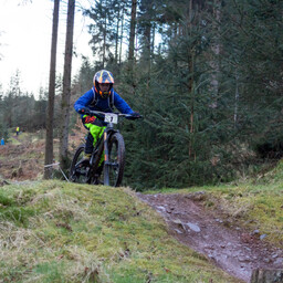 Photo of Jon MORLEY at Ae Forest