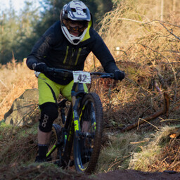 Photo of Philip MULCASTER (vet) at Ae Forest